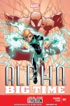 ALPHA (2013) #1 Cover