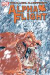 ALPHA FLIGHT (2004) #8 Cover