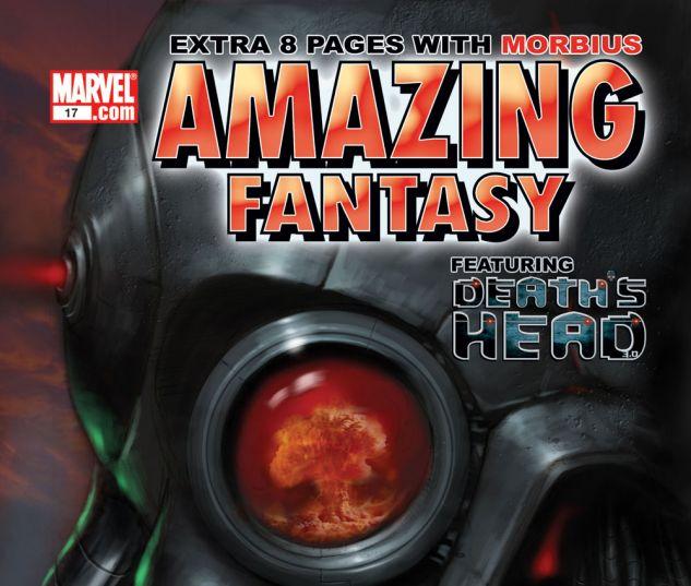 AMAZING FANTASY (2004) #17 Cover