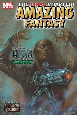 Amazing Fantasy #20