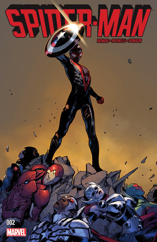 Spider-Man (2016) #2