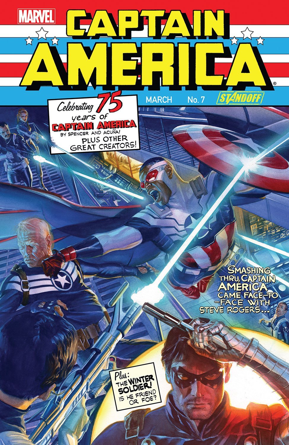 Captain America: Sam Wilson (2015) #7
