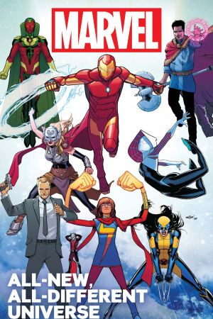 All-New, All-Different Marvel Universe (2015) #1
