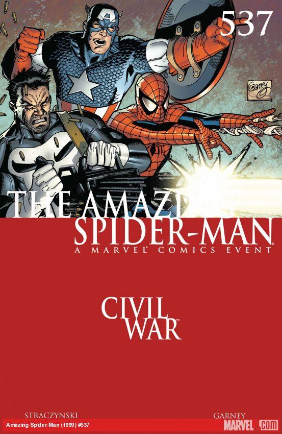Amazing Spider-Man (1999) #537