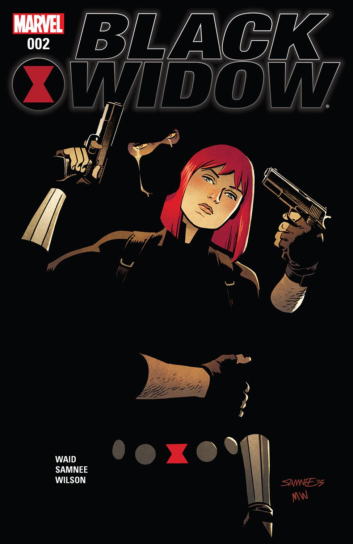 Black Widow (2016) #2