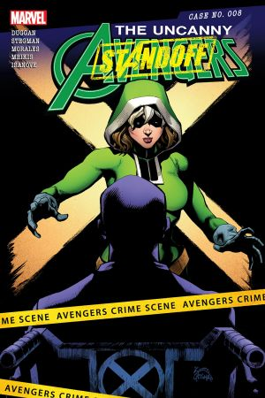Uncanny Avengers (2015) #8