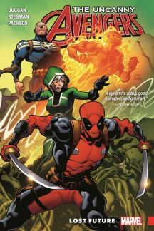 Uncanny Avengers: Unity Vol. 1 - Lost Future (Trade Paperback)