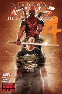 Deadpool Kills the Marvel Universe #4