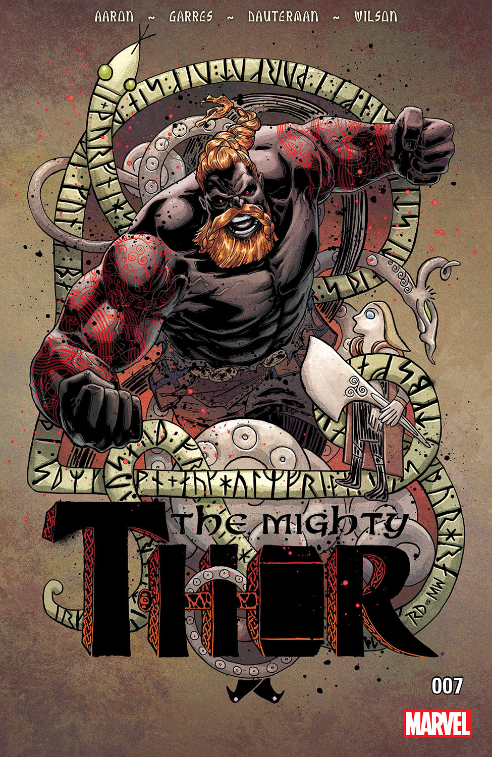 Mighty Thor (2015) #7