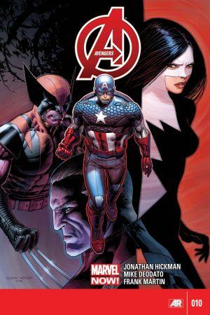Avengers (2012) #10
