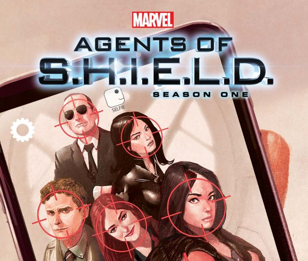 Guidebook to The Marvel Cinematic Universe - Marvel's Agents of S.H.I.E.L.D. Season One (2016)