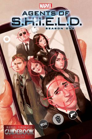 Guidebook to The Marvel Cinematic Universe - Marvel's Agents of S.H.I.E.L.D. Season One #1