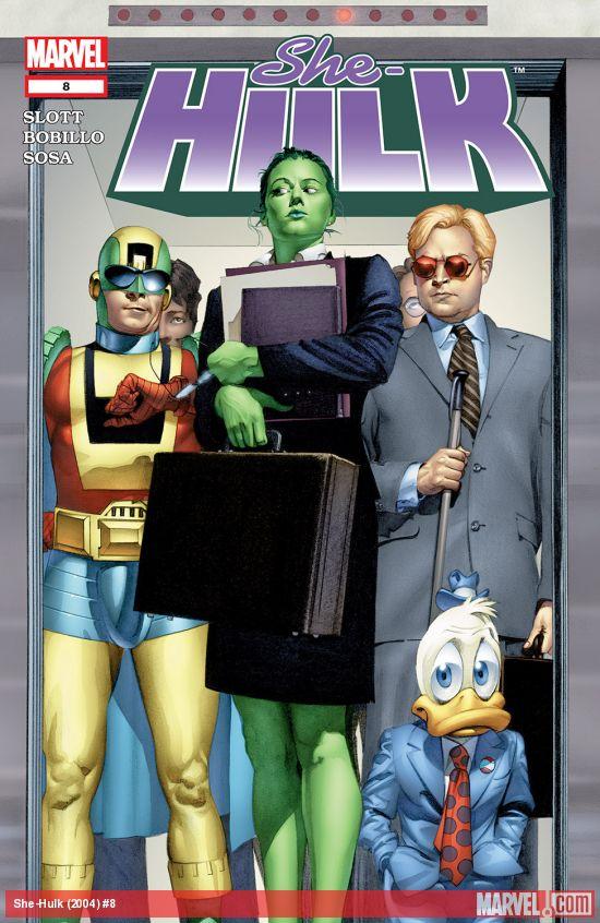 She-Hulk (2004) #8
