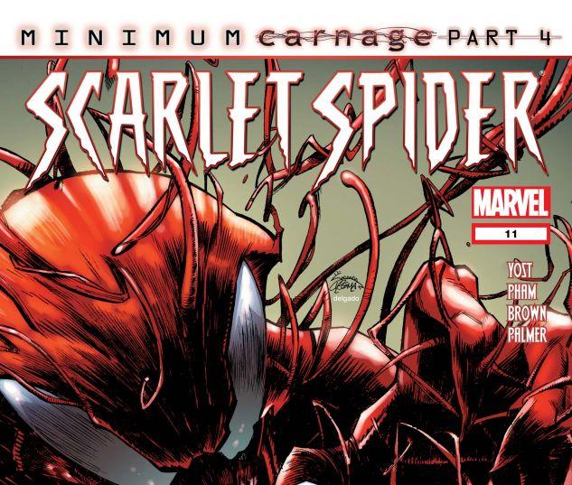 SCARLET SPIDER (2011) #11