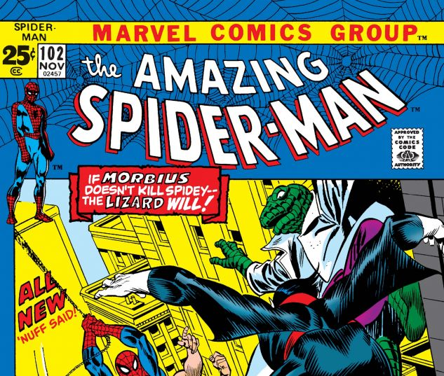 Amazing Spider-Man (1963) #102