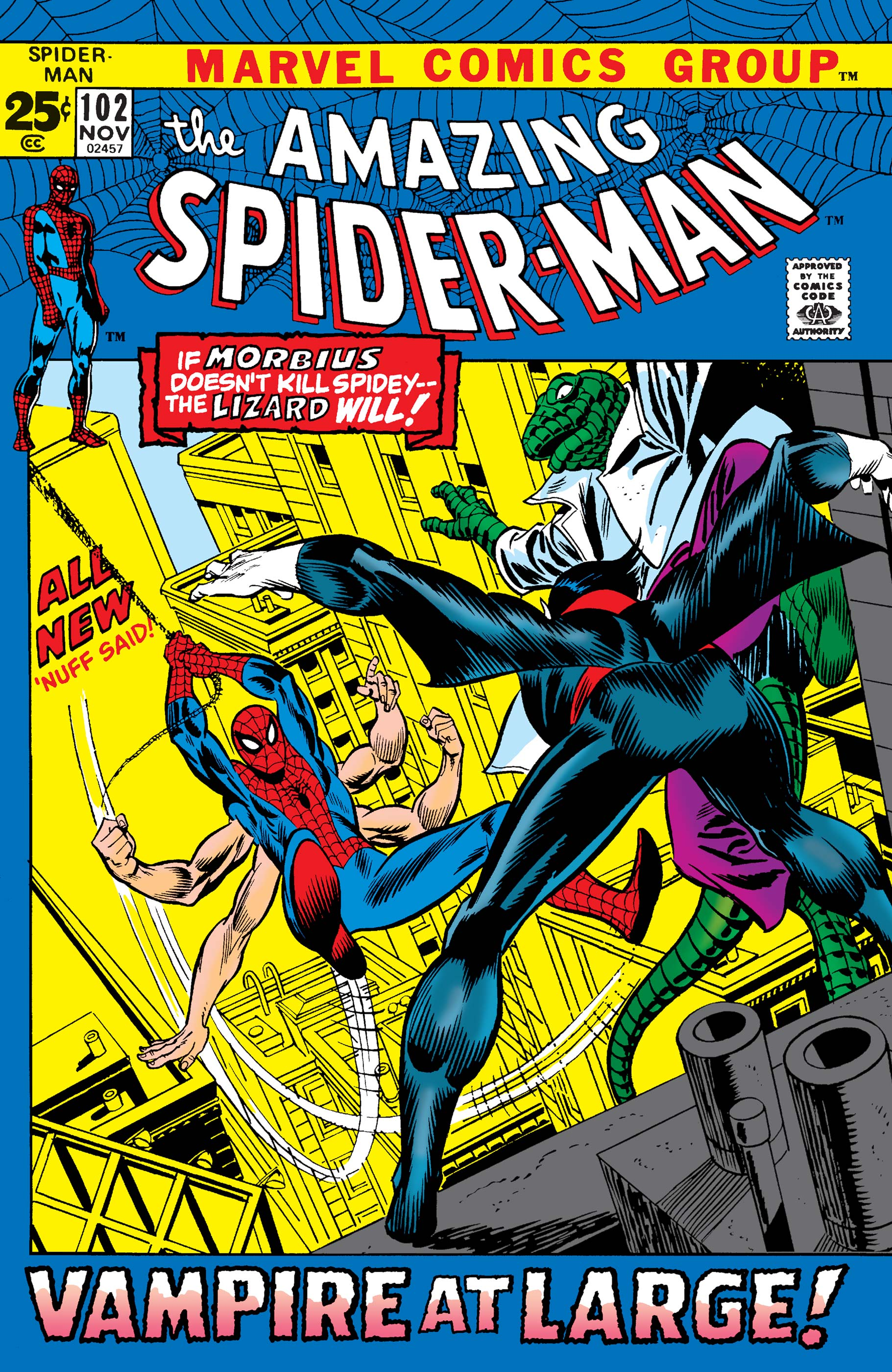 The Amazing Spider-Man (1963) #102