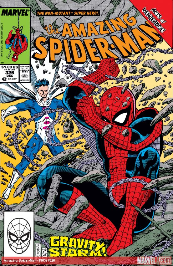 The Amazing Spider-Man (1963) #326