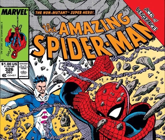 Amazing Spider-Man (1963) #326
