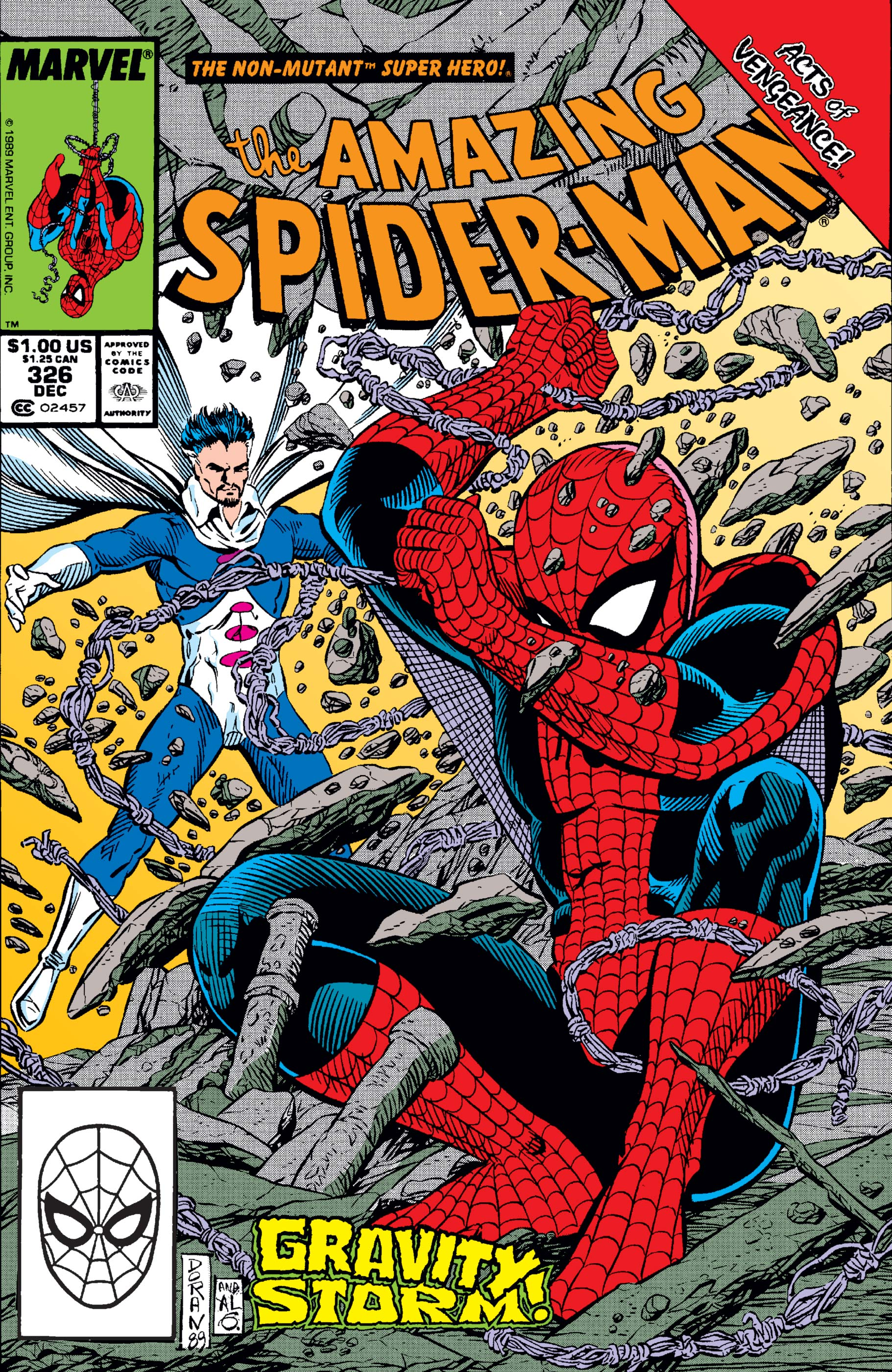 The Amazing Spider-Man (1963) #326