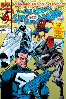 The Amazing Spider-Man #355