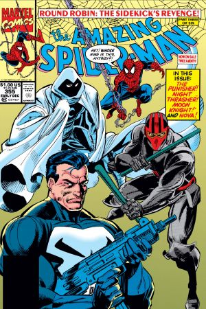 The Amazing Spider-Man (1963) #355