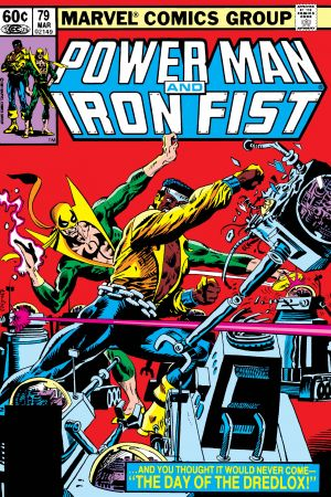 Power Man and Iron Fist (1978) #79