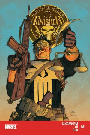 Punisher: The Trial of the Punisher  #1