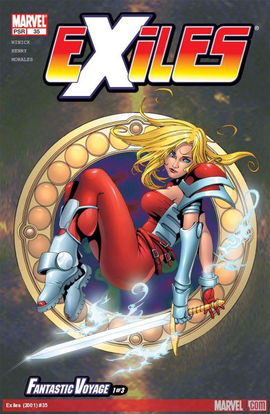 Exiles (2001) #35