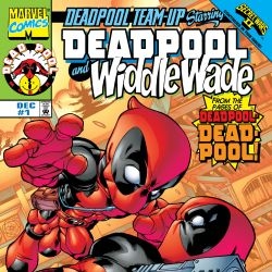 Deadpool Team-Up (1998)