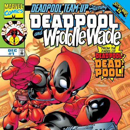 Deadpool Team-Up (1998)