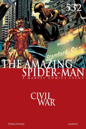 Amazing Spider-Man  #532