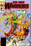 New Warriors (1990) #5