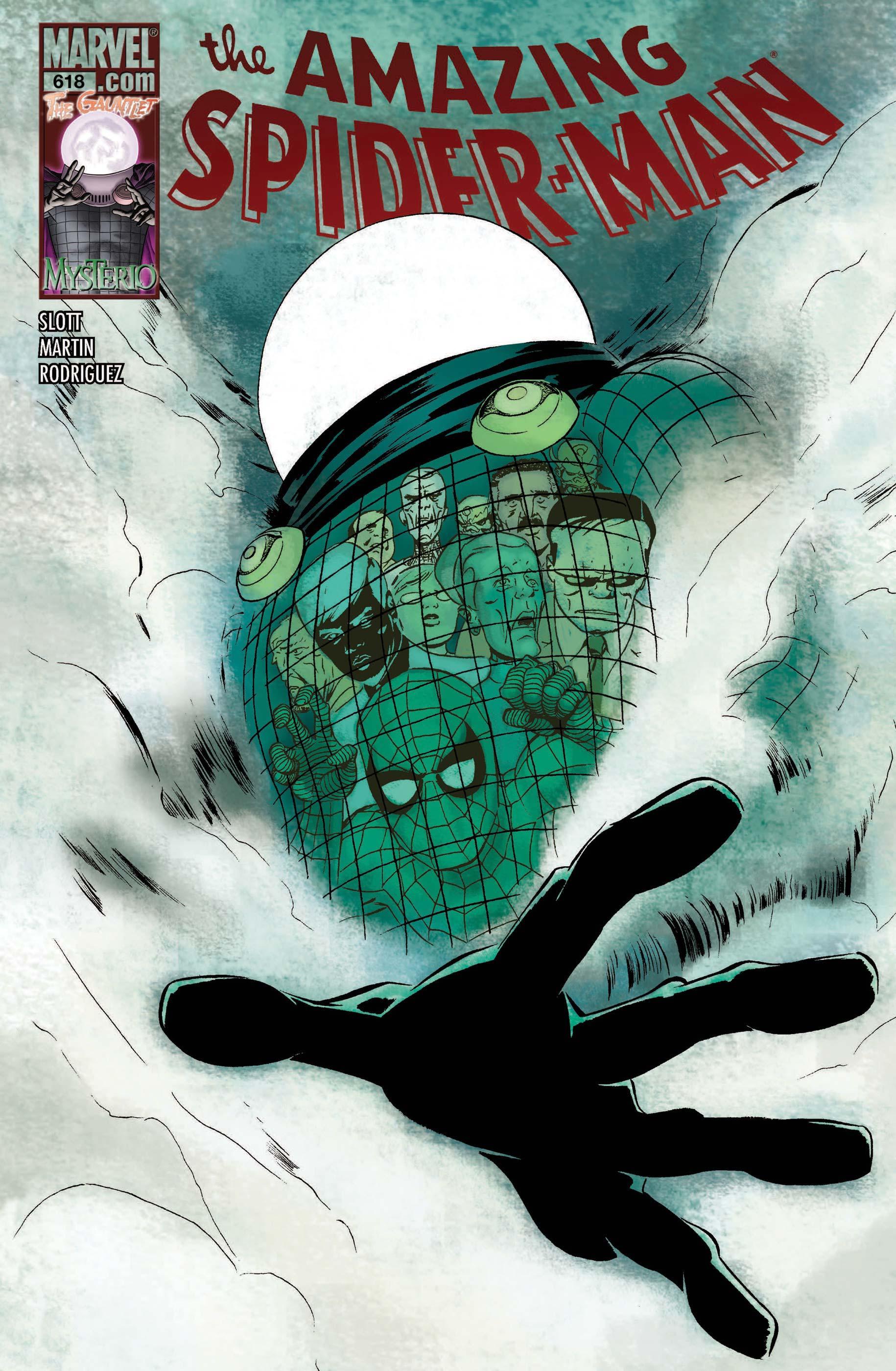 Amazing Spider-Man (1999) #618