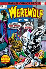 Werewolf By Night (1972) #32 cover