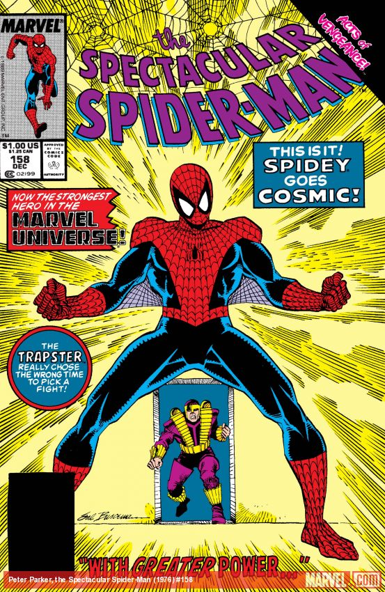 Peter Parker, the Spectacular Spider-Man (1976) #158