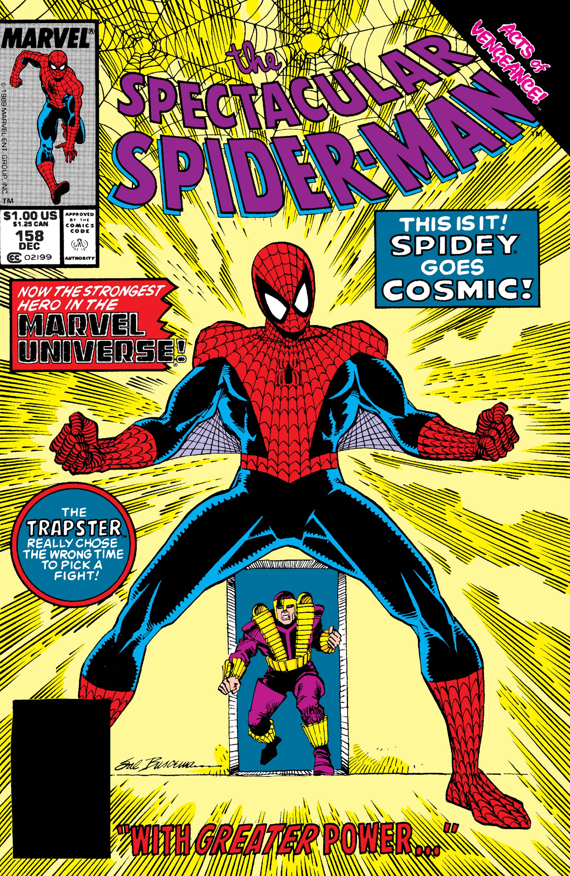Peter Parker, the Spectacular Spider-Man (1976) #158