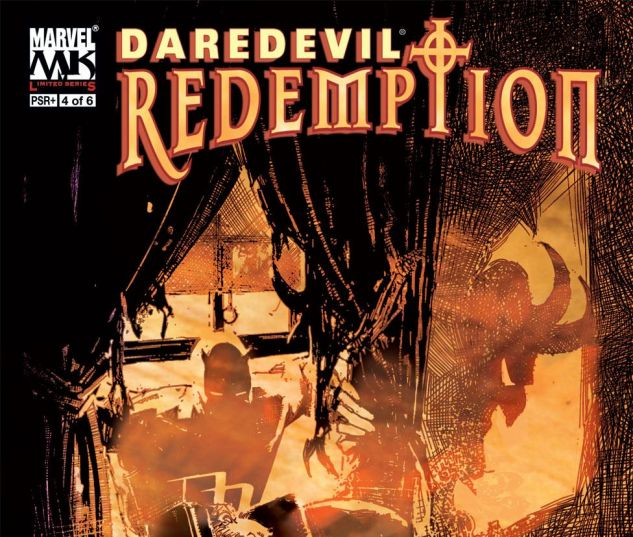 Daredevil: Redemption (2005) #4