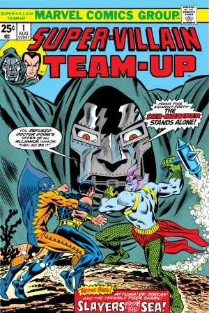 Super-Villain Team-Up (1975) #1