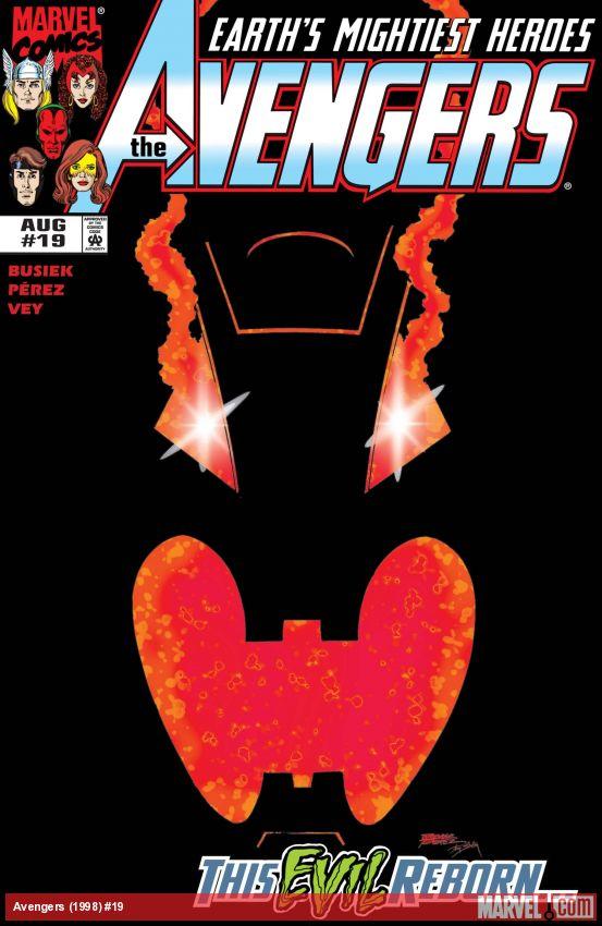 Avengers (1998) #19