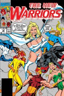 New Warriors #10