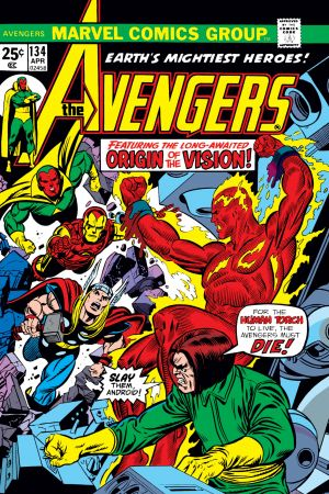 Avengers (1963) #134