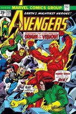 Avengers (1963) #134 cover