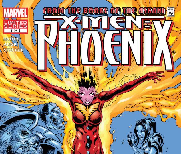 X-MEN: PHOENIX (1999) #1