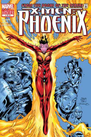 X-Men: Phoenix #1