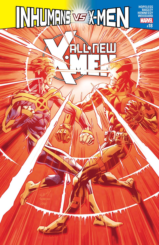 All-New X-Men (2015) #18