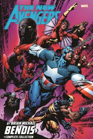 New Avengers by Brian Michael Bendis: The Complete Collection Vol. 2 (Trade Paperback)