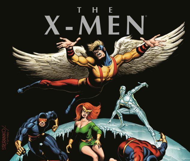 MARVEL MASTERWORKS: THE X-MEN VOL. 5 cover