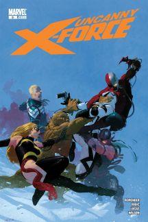 Uncanny X-Force (2010) #5