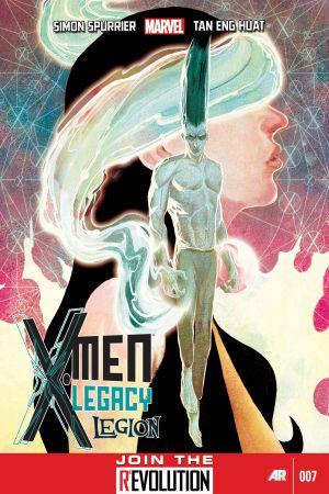 X-Men Legacy (2012) #7