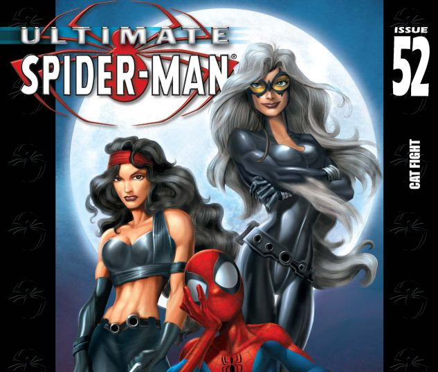 ULTIMATE SPIDER-MAN (2000) #52